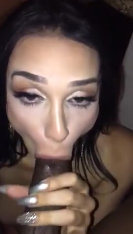 Black Tranny Sucking Dick